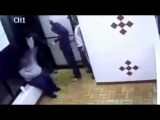 Robbery Shooting Caught On Camera