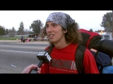 Kai, Hatchet Wielding Hitchhiker, Amazing Interview w/ Jessob Reisbeck (KMPH Exclusive)