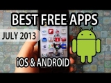 BEST FREE APPS OF JULY 2013