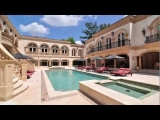 25 MILLION DOLLAR MEDITERRANEAN ESTATE – Luxury Mansion Tour in Atlanta Georgia