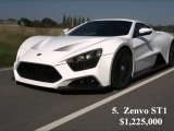 Most Expensive Cars In The World: Top 10 List 2012 – 2013