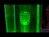 'True 3D' Display Using Laser Plasma Technology #DigInfo