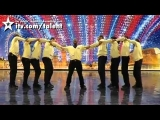 Britain's Got Talent~~Incredible dance~~