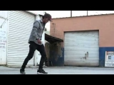 Incredible Dubstep Dance Skills