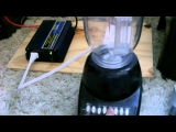 Solar Powered small Kitchen Appliances – powered by DIY solar power system – easy to make