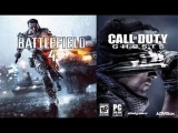 Call of Duty Ghosts VS Battlefield 4