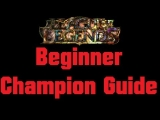 Suggested Beginner Champions v2.0 (League of Legends Gameplay / Commentary) with eVo