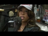 K Michelle Interview at The Breakfast Club 2-19-13 [power 105.1]