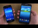 Samsung Galaxy S4 Mini vs. Samsung Galaxy Note 2 – Which Is Faster?