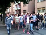 Protests against Police Brutality in Macedonia – Bitola 10.06.2011