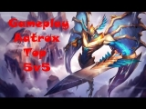 League of legends   Gameplay Aatrox Top 5v5   Quel champion atroce !!!