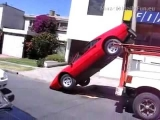 Epic Ferrari Fail
