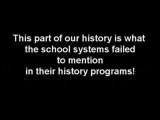 UNTOLD BLACK HISTORY:  The Moors & Myths Surrounding The Slavery Holocaust pt.1
