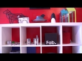 Fab's NYC Headquarters | TC Cribs