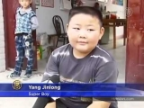 Amazing 7 Year Old Boy With Super Human Strength