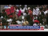 Martin Luther King III talks Trayvon