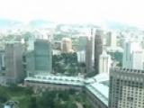 Amazing Panoromic View From Sky Bridge (twin Tower,malaysia) See