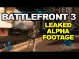 Star Wars: Battlefront III – In-Game Alpha Footage (Gameplay)