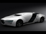 Honda Zeppelin is a Luxurious Futuristic Sports Car !