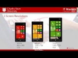 Developing Applications for Windows Phone 8 (Short Course) – Week 1
