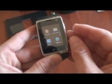 LG 3G Watch Phone Unboxing