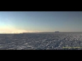 Strange Phenomenon at the Neumayer Station on 4-09-2012