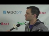 Google Maps, Backstage Interview | TechCrunch 2012 Crunchies