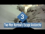 Top 3 Snow Accidents Caught On Camera