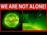UFO Sightings Planet Size UFOs Caught By NASA? Incredible Evidence Whistle Blower Explains 2013