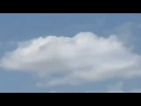 Real UFO Caught On Camera April 2013