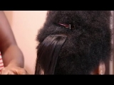 How to Clip in Hair Extensions : African-American Hair Care