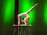 The World's Most Amazing beautiful and flexible Girl