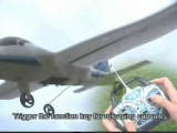 Flying Toys R/C X-Plane with Digital Camera From Silverlit