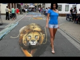 Best of 3D Street Art Illusion – Episode 2 – HD