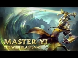 Master Yi Champion Spotlight