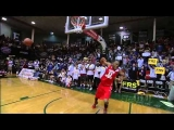 ESPN Highlights Of The 2012 NCAA College Slam Dunk Dunk Contest