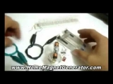 FREE Energy Magnetic Source – Green Energy Technology – Howard Johnson Machine