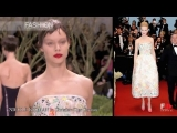"""FESTIVAL DE CANNES 2013″ Celebrities Style Best Dresses Day 1 by Fashion Channel"