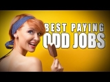 10 Weird Jobs That Pay Super Well