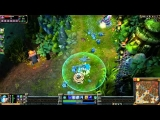 League of Legends – Taric + Corki bot lane tactics