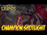 League Of Legends – Gameplay – Aatrox Guide (Aatrox Champion Spotlight) – LegendOfGamer