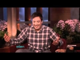 The Hilarious Jimmy Fallon Visits Ellen!