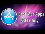 Best Mac Apps 2013 July !