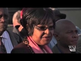 Nelson Mandela 'Improving ' Says ExWife Winnie Nelson Mandela News