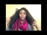 5 Steps for Healthy long African American Hair Growth!!! Part 1