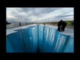 The Crevasse – Making of 3D Street Art