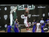 AAU Super Showcase 17U TOP PLAYS – Day 1 [Tyus Jones, Khadeem Lattin, Kelly Oubre, Reid Travis]