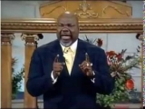 Bishop T.D. Jakes: Growing Up Into God's Favor