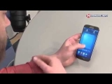 Samsung galaxy s4 air gesture demonstration    How to use it