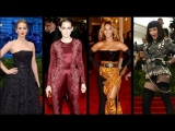 Best & Worst Dressed Celebs At Met Gala, 2013